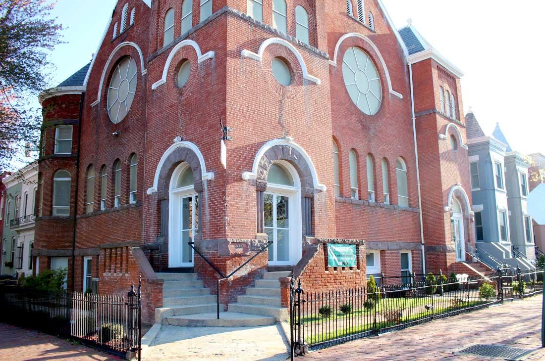 The World Mission Society Church of God on Capitol Hill, Washington, D.C.